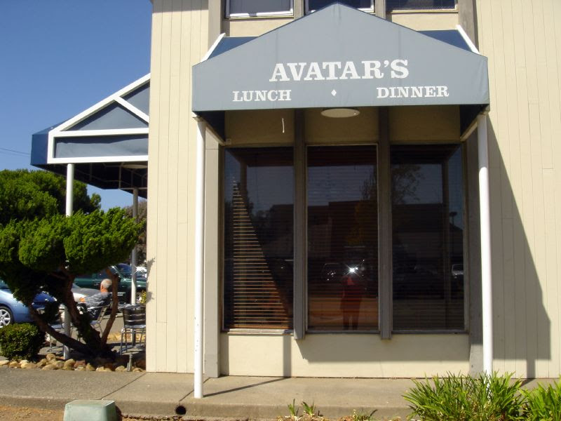 Avatar's Side Awning