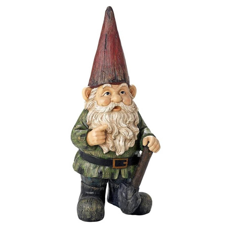 gigantic garden gnome statue 2