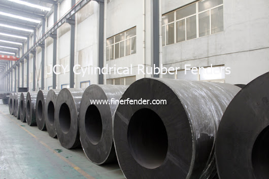 JCY Cylindrical Rubber Fenders
