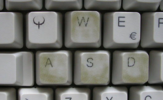 How WASD became the standard PC control scheme