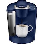 Keurig - K-Classic K50 Single Serve K-Cup Pod Coffee Maker - Patriot Blue 5000204128
