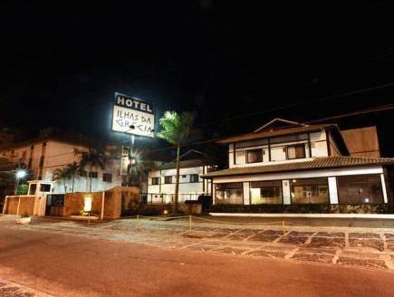 Hotel Ilhas da Grécia Reviews