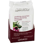 Giovanni Facial Cleansing Towelettes Soothing Unscented 30 Towelette(s)