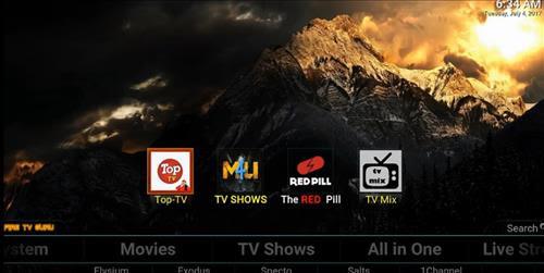 screenshots Fire TV Guru Build Pic 1