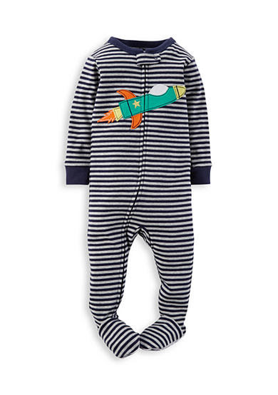 Carter's® Rocket Striped Sleep and Play