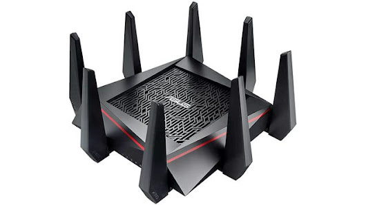 Asus' Crazy Fast New Router Looks Like an Alien Artifact