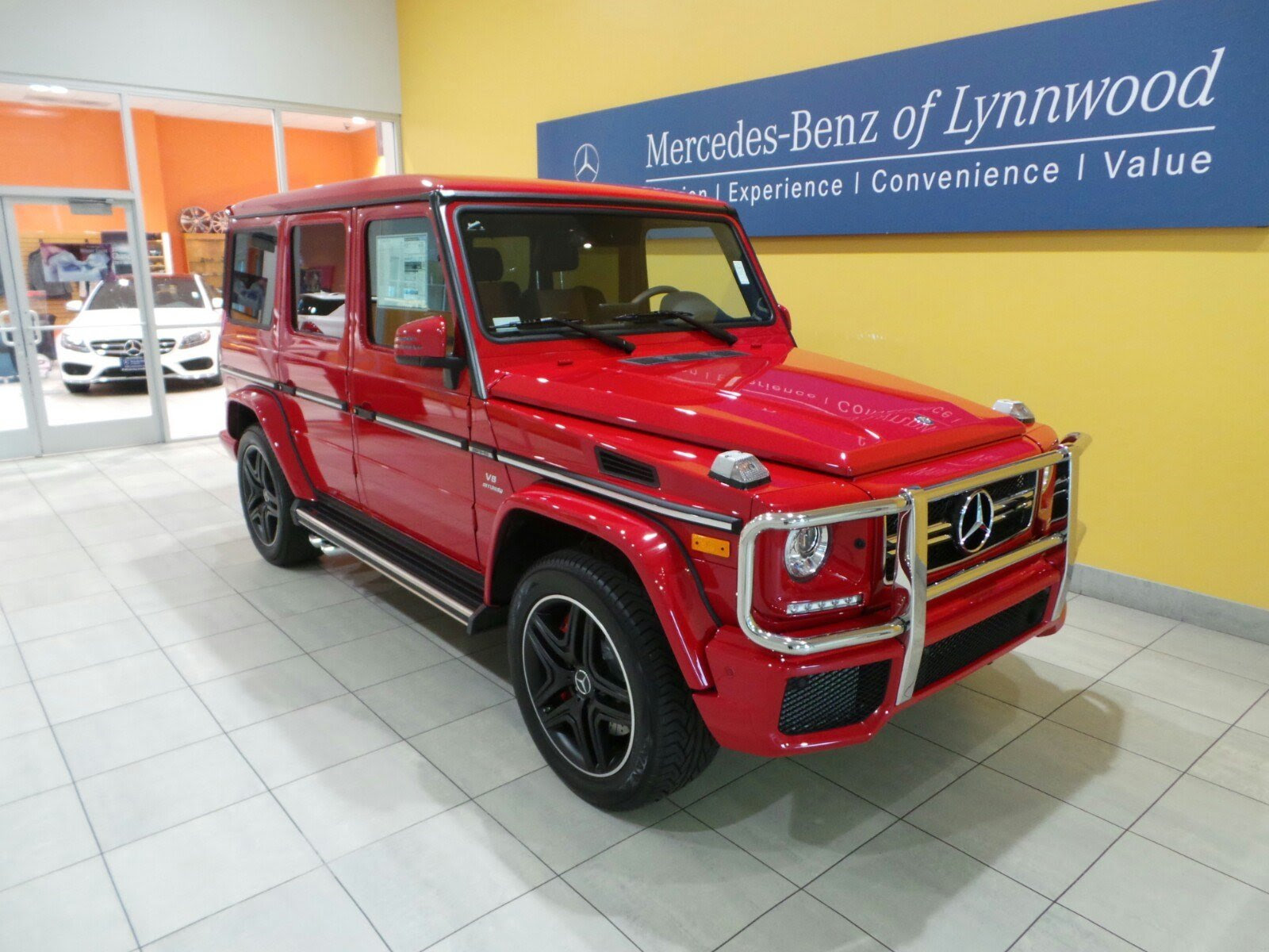 New 2017 Mercedes-Benz G-Class AMG® G63 4MATIC SUV in ...