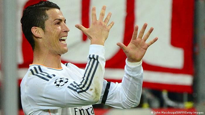 Champions League Halbfinale FC Bayern München - Real Madrid CF (John Macdougall/AFP/Getty Images)