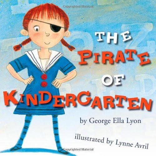 by George Ella Lyon, illustrated by Lynne Avril