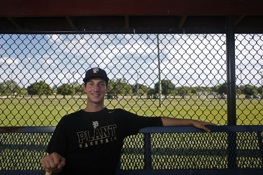 Tampa's Plant High School With Two 1st Day MLB Draft Selections