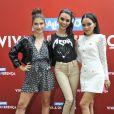 Giovanna Grigio é Samantha, Talita Younan é K1 e Carol Macedo é  K2, em 'Malhação - Viva a Diferença'