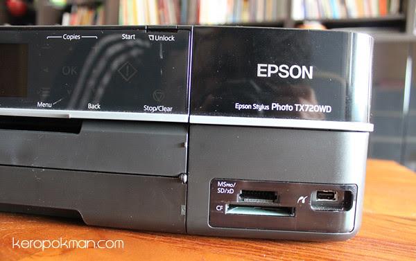 EPSON STYLUS PHOTO TX720WD