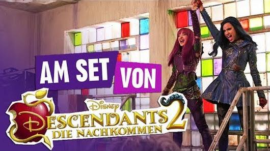 Descendants 2 Disney Channel Deutschland