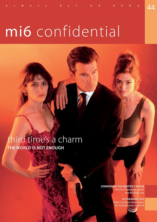 MI6 Confidential #44: Third time's a charm | The James Bond Dossier