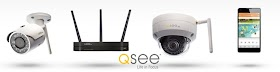 QSee CCTV DVR, NVR, IP Camera Security System Worldwide Sale