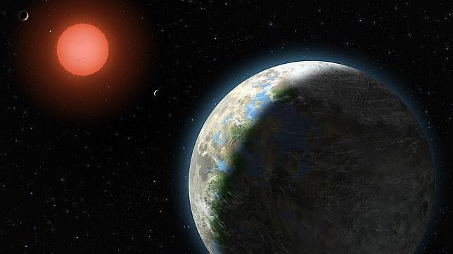 Un nuevo planeta Gliese parece apto para la vida