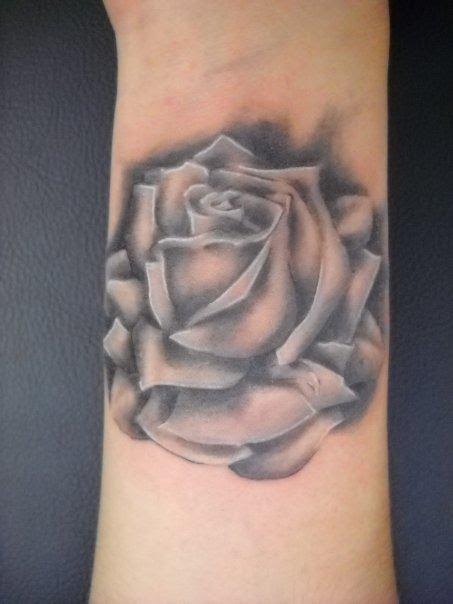 Pictures Of Rose Tattoos Black And Grey For Men Rock Cafe