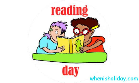 When is National Reading Day in 2018: Facts, Traditions, History And Events To Celebrate ...