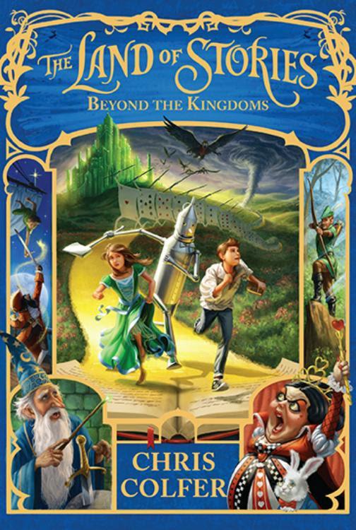 Bildresultat för land of stories: beyond the kingdoms