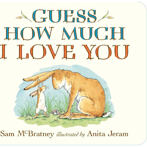 Guess how Much I Love You [Book]