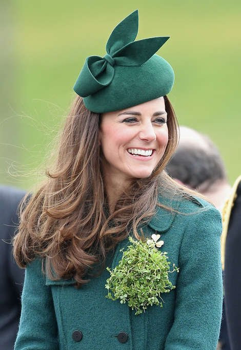 Kate Middleton's St. Patrick's Day Good Luck Charm Goes Way Back