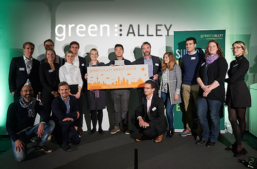 Green Alley Award 2017