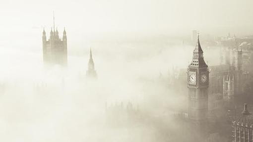 Unas 12.000 personas murieron a causa de la Gran Niebla de Londres de 1952