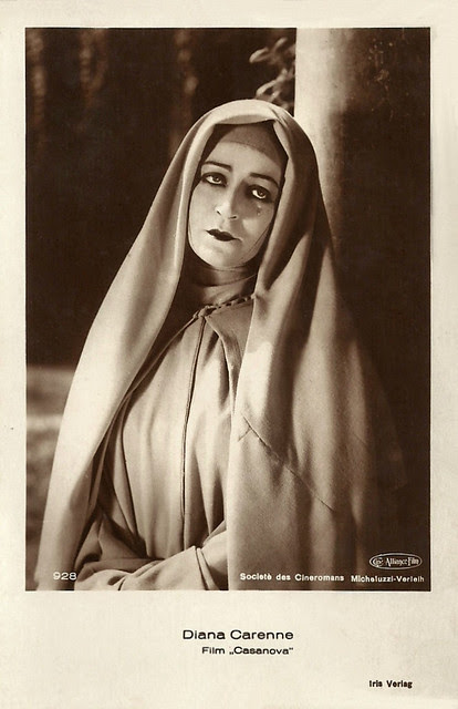 Diana Karenne in Casanova