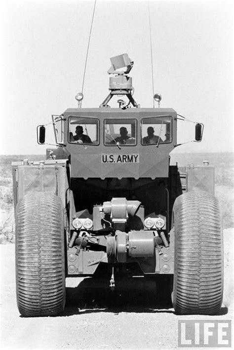 bassman5911: LaTourneau overland trains TC-497 Mark II