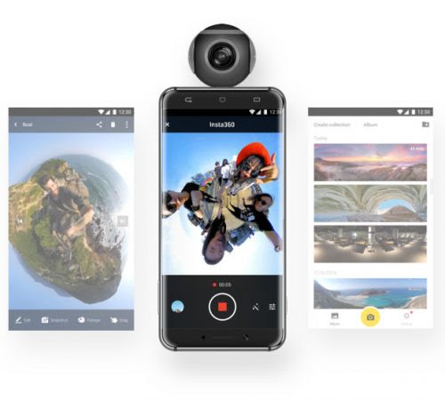 Insta360 Air Review The Tiny But Impressive 360 Camera For Android
