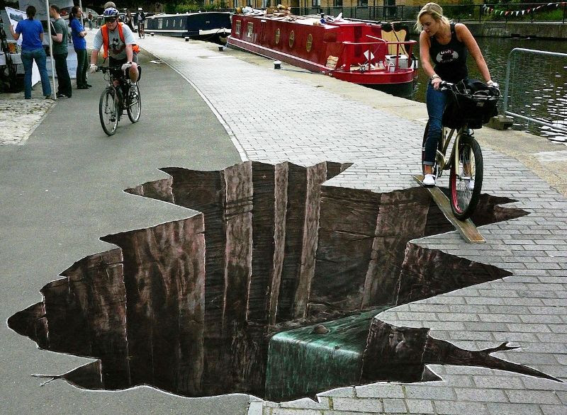 mVw2p The Incredible World Of 3D Street Art