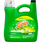 Gain Aroma Boost Liquid Laundry Detergent, Original, 96 Loads - 150 fl oz jug