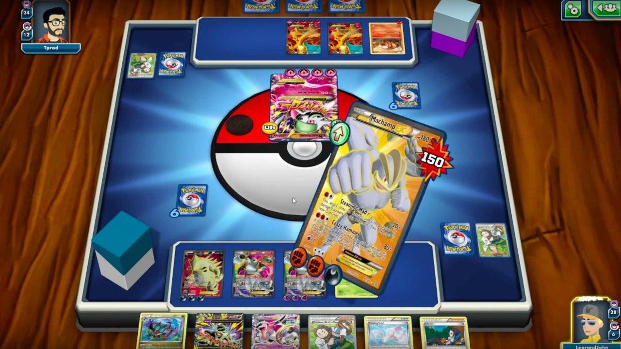 Pokemon Trading Card Game Online  Major Updates Trailer