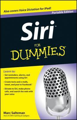 Siri for Dummies by Marc Saltzman