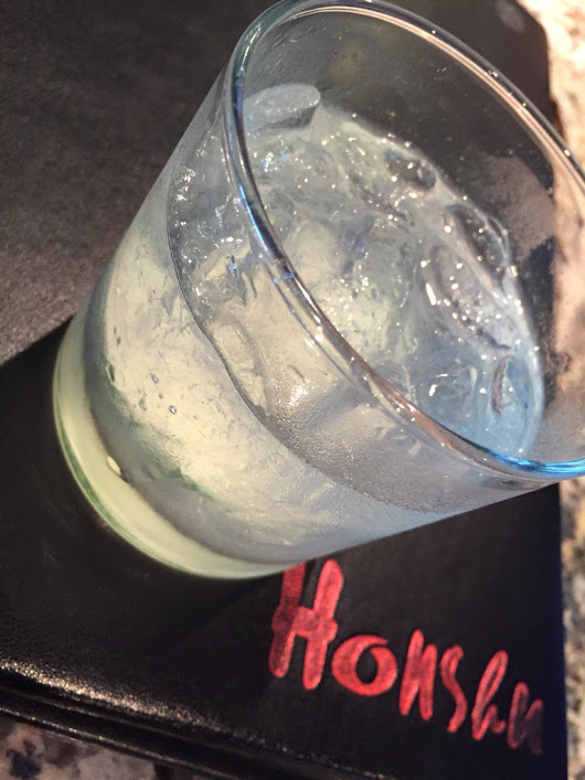 "Brockmans Gin on Twitter: ""Enjoying a Mr Q @honshujc Honshu in Jersey City lime cucumber ice and Brockmans """