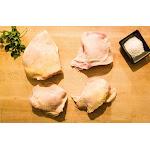 Chicken Thighs (Bone-in / Skin On) | 4 Pieces