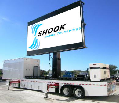 Specialty Vehicles Mobile Jumbotron
