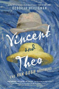 Title: Vincent and Theo: The Van Gogh Brothers, Author: Deborah Heiligman
