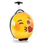 Kimmy Shop 13093-3700-00 Heys e-Motion Kids Luggage - Kiss