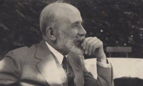 Sunday Snippet: Bernard Berenson (1865-1959) » Beyond the Rhetoric