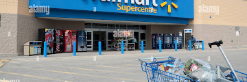 Picture Of Walmart Storefront