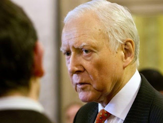 Orrin Hatch on Trade Bill: 'I Don't Know Fully What's in TPP Myself' - Breitbart