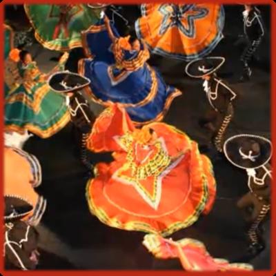 Ballet Folclórico Mexicano