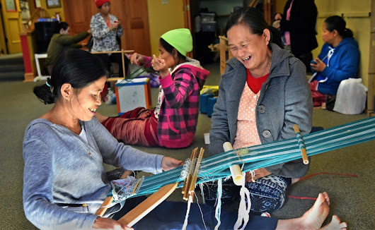 Myanmar's Karen people preserve, pass on weaving tradition in Minnesota