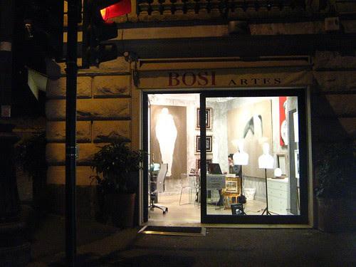 Nice little shop in Rome