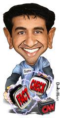 Dr. Sanjay Gupta, News Defibrillator
