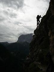 Stevia Klettersteig Groeden