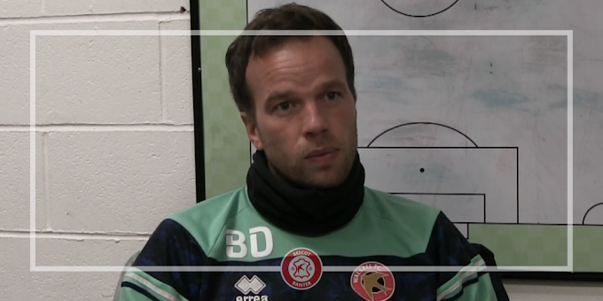 "Brian Dutton: ""We Came for Three Points, That Was the Target"""