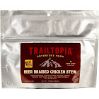 Trailtopia Bent Paddle Beer Braised Chicken Stew, Size: 2 Serving
