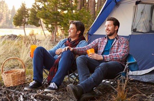 Are Gay Nude Campgrounds Your Homosexual Pastor's Vacation Destination?